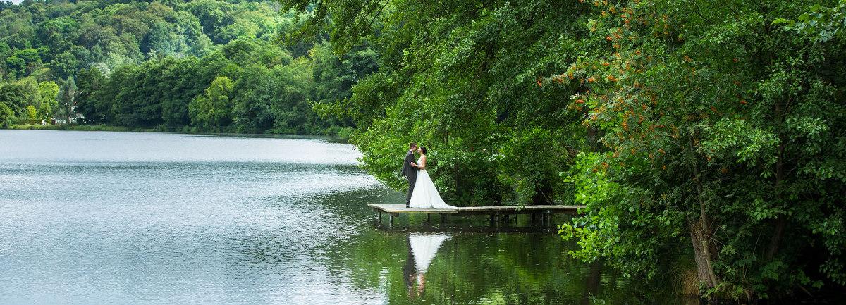 Hochzeitsfotos im Saarland
