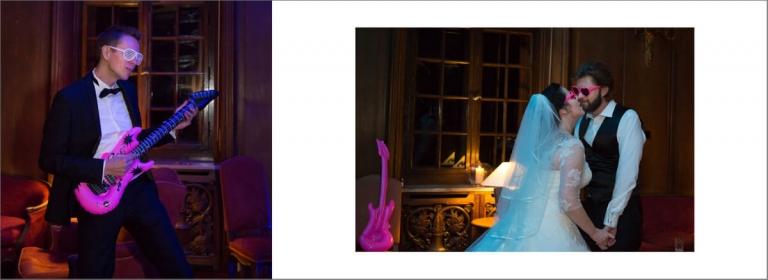 Hochzeitsfotograf Saarbrücken - Hochzeitalbum Layout Hochzeitsfeier